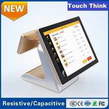 "Hot Sale Smart Touch POS Seystem 15"" Single Screen All in one Cash Register"