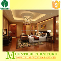 Moontree MBR-1356 egyptian style bedroom furniture for sale