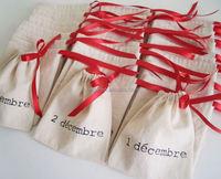 Eco-friendly Germany quality custom 100 cotton gift bag