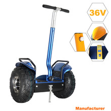 Promotion Product 36V lithium Cell Roadoff 2 Wheel secure scooter for meiduo