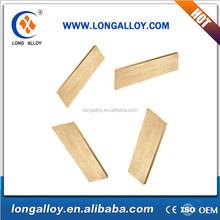 Low Price High Strength Brass Copper Slide Plate
