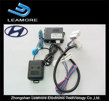 For specialized Hyundai I30 canbus car one way alarm system DC12V