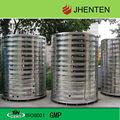 Vente chaude en acier inoxydable réservoir d'eau 1000 litre