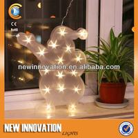New Design High Quality Snowman Family Christmas Pvc Snowman Decoration