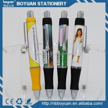 China 2016 hot sale photo ball pen