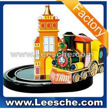 LSJQ-039 New arrival England train amusement kids train hot sale / amusement park machine for sale/kids ride on car LB0105