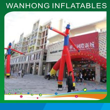 High quality low price inflatable sky dancer inflatable advertising air man dancer