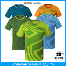 Fashion Cheap price Cotton polyester custom sublimation t-shirt manufacturer