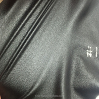 High quality pu faux elastic leather for legging pants