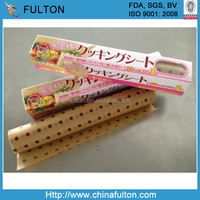 Silicone Printed Parchment Paper For Baking