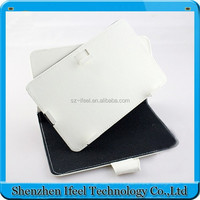 skin 360 rotary PU Leather Folio Stand Case Cover shell for Universal 7 inch Tablet PC case