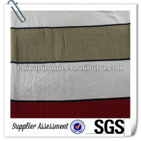 Spring Best seller Italian style stripe suiting fabric