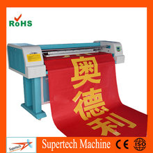 Automatic Ribbon Used Banner Printing Machines