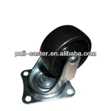 caster and wheel most competitive furniture pp&nylon with or without brake