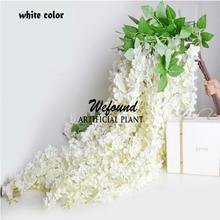 Al por mayor wisteria flor artificial flor <span class=keywords><strong>de</strong></span> la boda telón <span class=keywords><strong>de</strong></span> fondo