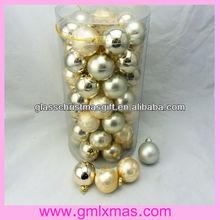 2015 Indoor Product Bulk Christmas Glass Ball Ornament,Trade Assurance supplier
