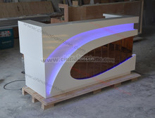 2015 Dowtop made high quality office front desk