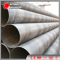 Anticorrosive Underground Water spiral welded pipe