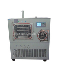 Pilot food freeze dryer food dryer freeze dryer Pilot scale TPV-30F Vacuum Freeze Drier with stopper price 6kg