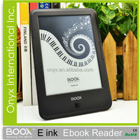 "6"" E-ink Ebook reader for consumer electronic market"
