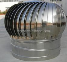 No power roof ventilation fan Power Roof Ventilation Fan (Wind Driven)