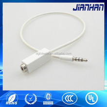 salable new products usb maleto car audio aux 3.5mm usb cable supplier wholesaler