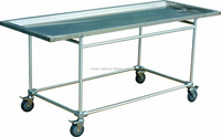 YXH-8C Stainless Steel Funeral Embalming Table