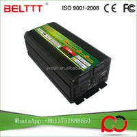 power inverter with built in battery charger1500w UPS charger inverter miniature supply made in China