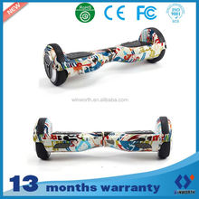 2016 New Arrival 6.5 inch tire mini smart self balance scooter monorover r2 two wheel self balancing electric
