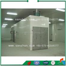 Sanshon SSJ Model Fruit and Vegetable Tunnel Food Dryer