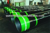 A106 GRB sch40 seamless carbon steel pipe