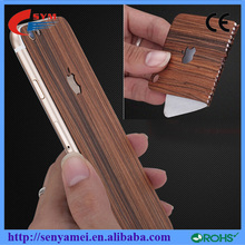Natural Wood Wooden Case Genuine Bamboo Phone Case Back Cover For Apple iPhone