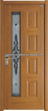 XM-H028 Modern Style Maple Veneer Internal Door