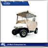 HIgh quality waterproof golf cart rain cover with enclosure door