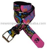 Fashion PU Children Belt
