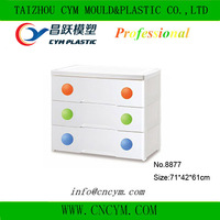 Household Combination Cabinet large plastic drawer for clothing storage
