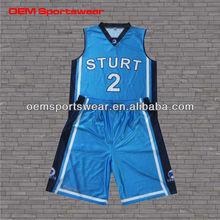 Custom basketball uniform design for women
