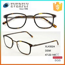 2015 fashionable OEM TR90 metal 2015 fashion eyewear optical frame