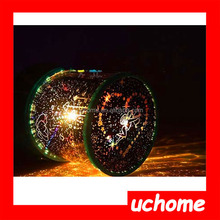 UCHOME Good Christmas gift LED light Flashing Colorful Sky Star Master Night Light Lovely Sky Starry Star Projector Star Master