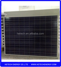 high power 500w solar panel for complete solar energy system made by 2* 250W
