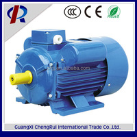 YC series heavy-duty single phase capacitor start induction electric motor