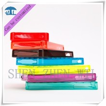 silicone gel rubber case cover for iphone 4s