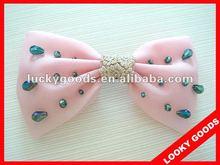 2012 hot sales pink headband for women