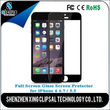 Top selling products in alibaba for Iphone 6/6s full Cover Tempered Glass Screen Protector