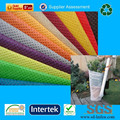 Degradable no tejida spunbond pp agricultura muebles de tela