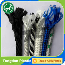 blue rope plastic string