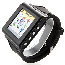 AK912 Cell Watch Phone With Single SIM Card Camera Bluetooth FM 1.6 Inch Screen Cellular Wrist Mobile Watch Mobile Phone