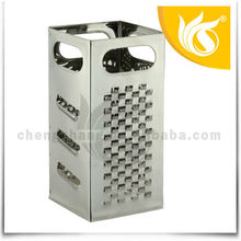 Hot New Product Stainless Steel Vegetable and Cheese Grater