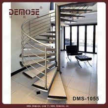 cast iron spiral attic stairs design indoor