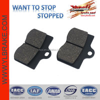 Directly factory customized all kind of motorcycle brake pad,Chinese Motorcycle Parts Disc Brake Pads,china brake pads factory